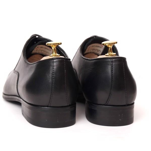 Giày da công sở cổ điển - Đen 1706