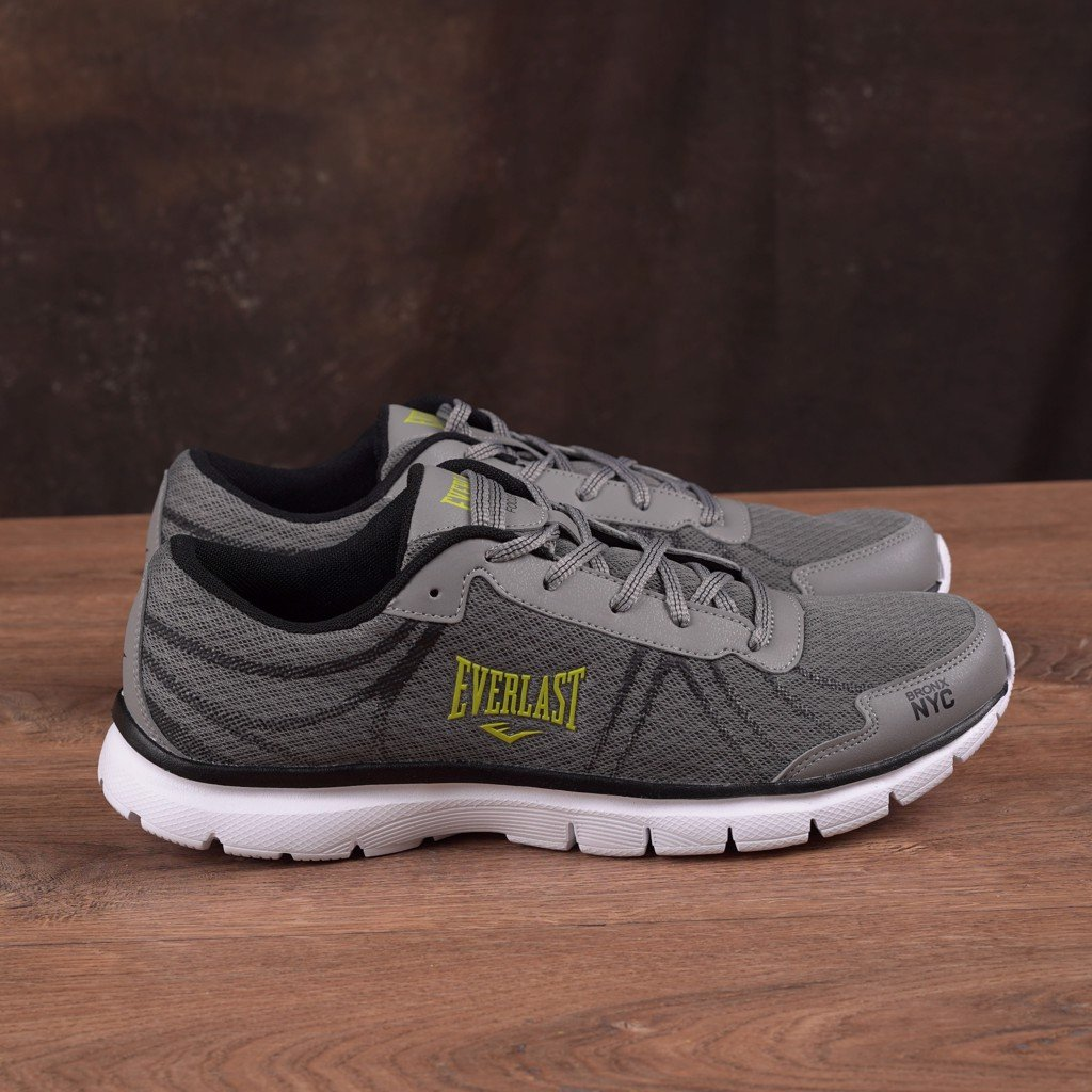 Giày Thể Thao Sneaker Everlast Ghi