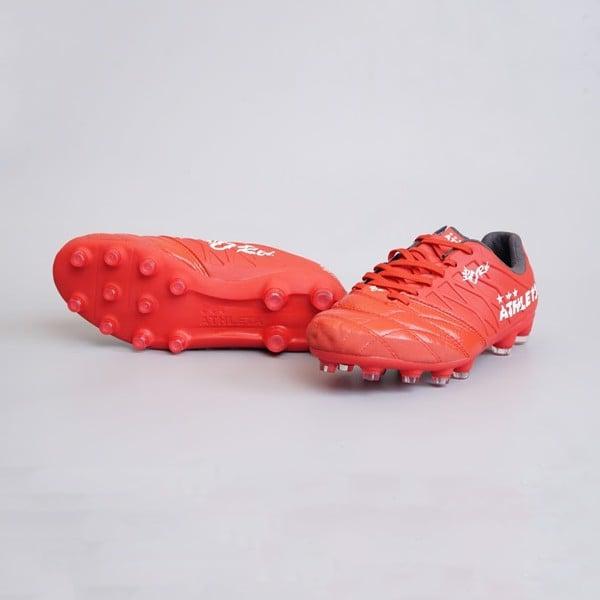 Giày đá bóng trẻ em Athleta - Đỏ