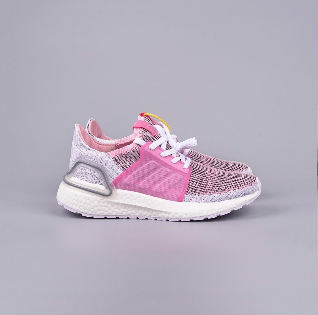 Giày thể thao Adidas UltraBoost 2020 Refract Ghi hồng