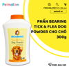 Phấn BEARING TICK & FLEA DOG POWDER CHO CHÓ 300g