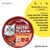 Pate mèo Nutri Plan Tuna & Chicken - 160g