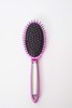Oval Paddle Brush (Pink)