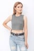 Relaxed Cropped Tank Top