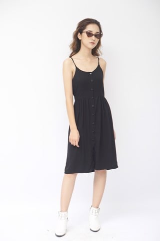 Cami Dress (Black)