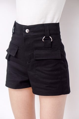 Ring Black Short