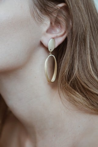 Ellipse Ear Cuffs
