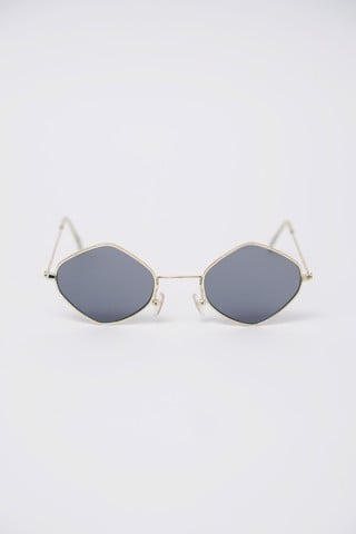 Premium Oversized Hexagonal Sunglasses