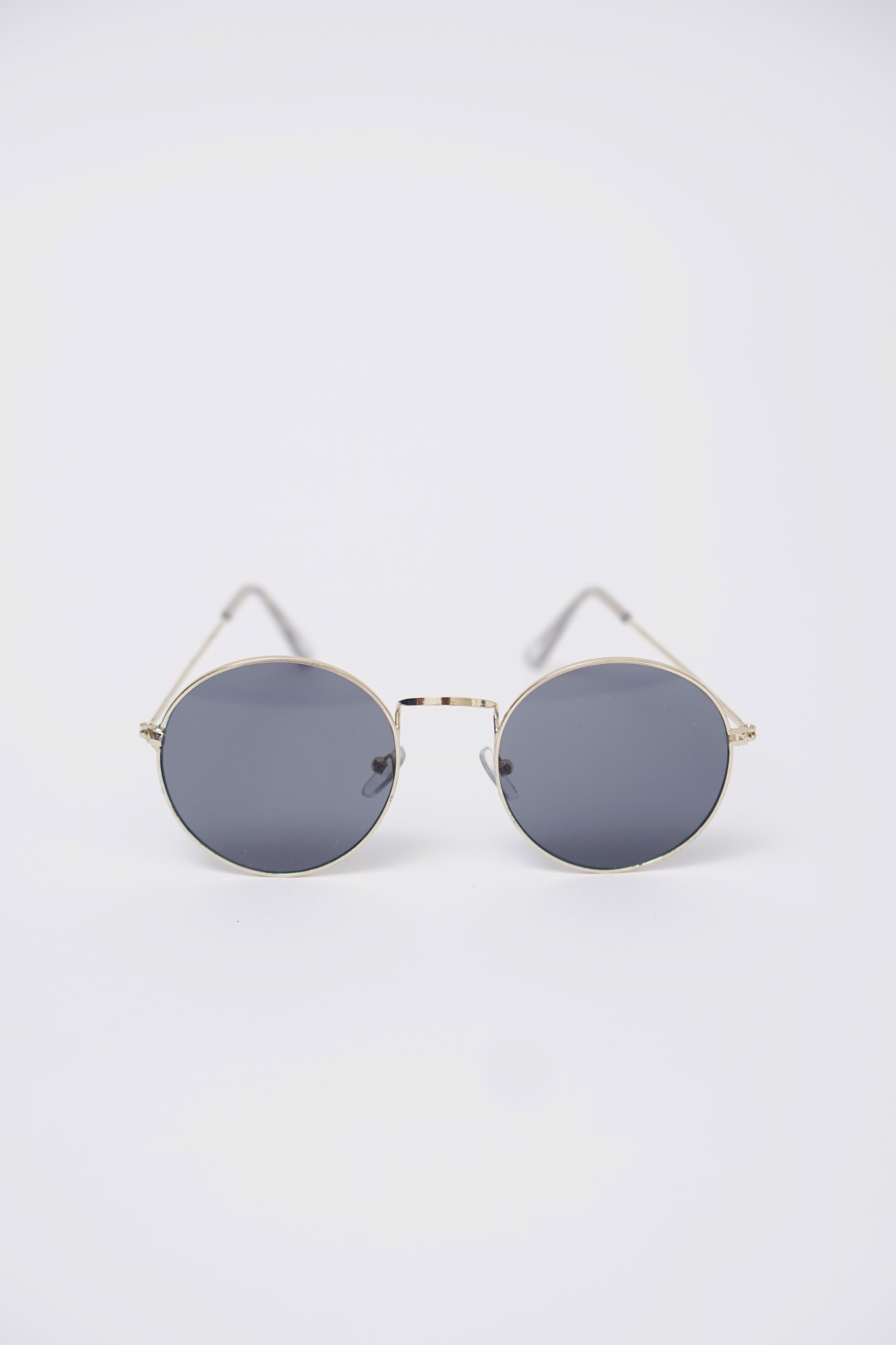 Round Tinted Sunglasses