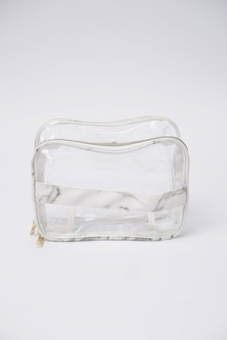 Plastic Makeup Bag