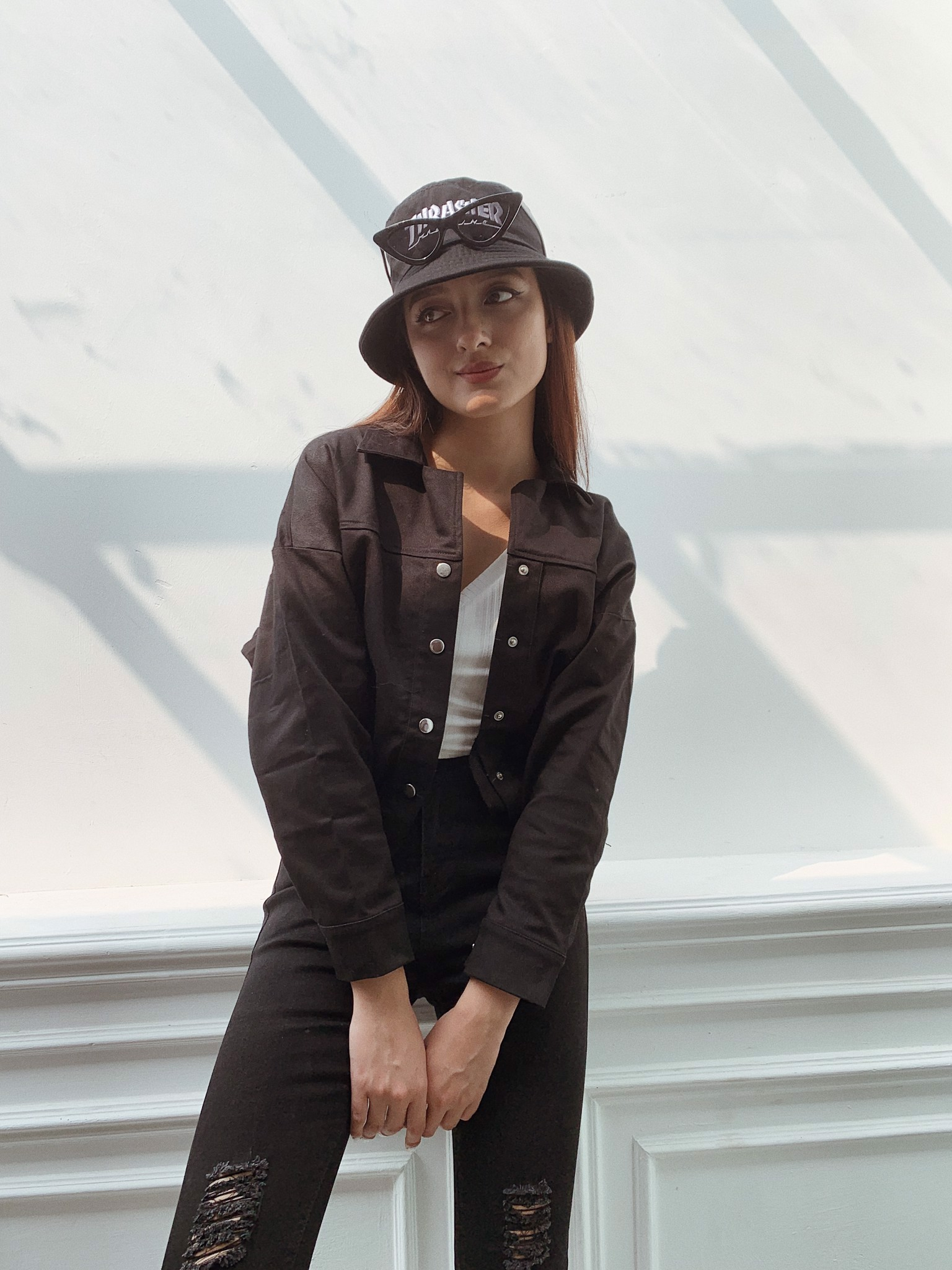 Black Kaki Jacket