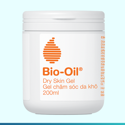 [VINID] Bio-Oil Dry Skin Gel 200ml