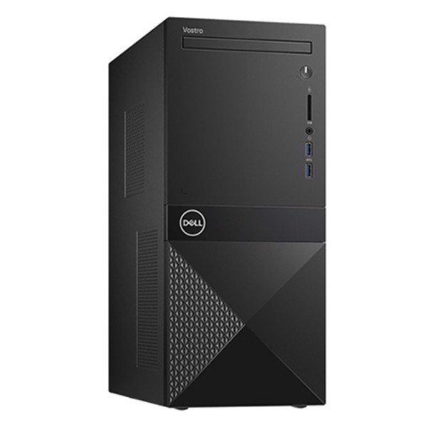 Máy bộ Dell Vostro 3670 MT i7-8700/8GB/1TB/GEFORCE GTX1050 2GB DDR5/Wifi/BT/DVDRW/Dos