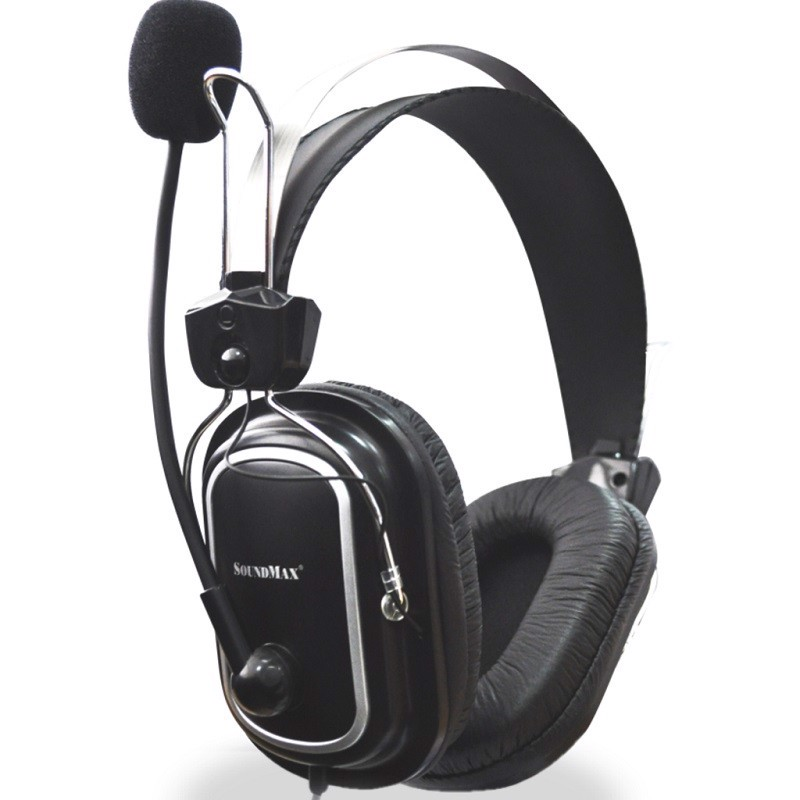 Tai nghe headphone Soundmax AH-302