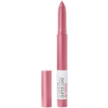 [Úc] MAYBELLINE SuperStay Ink Crayon Lipstick 12g