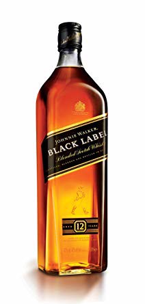 [Úc] Rượu Johnnie Walker - Black Label 12 Yo 1l