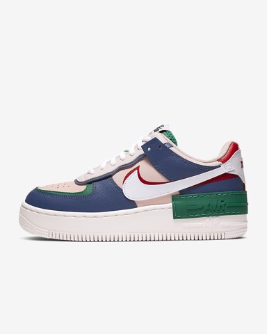 [Anh] Giày Women's Shoe Nike Air Force 1 Shadow
