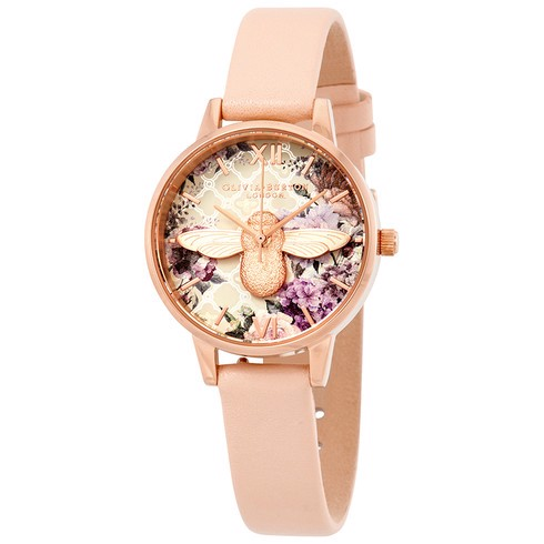[Mỹ] Đồng Hof Olivia Burton Glasshouse Ladies Watch