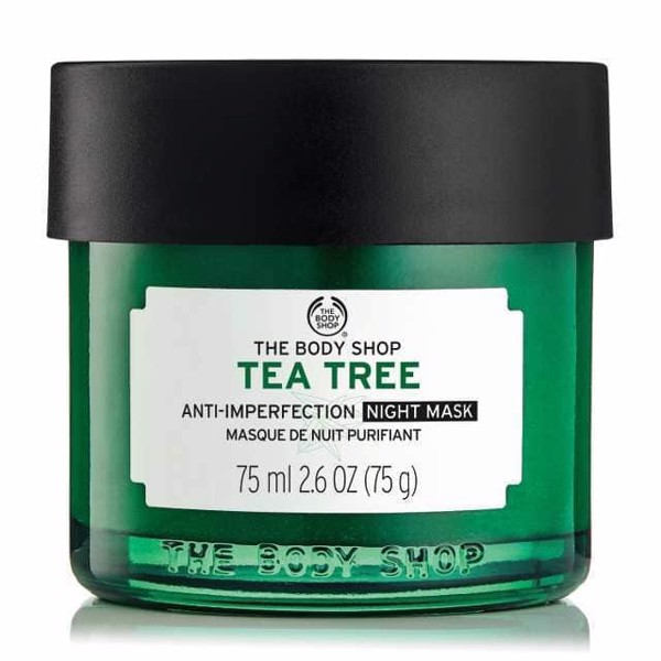 [Anh] Mặt Nạ Ngủ Tea Tree Anti-Imperfection Night Mask