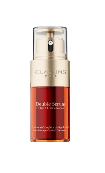 [Mỹ] Serum Clarins Double Serum Complete Age Control Concentrate Facial Serum, 1 Oz