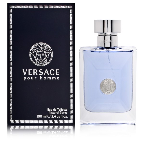 [Mỹ] Nước Hoa Versace Pour Homme Cologne for Men, 3.4 Oz