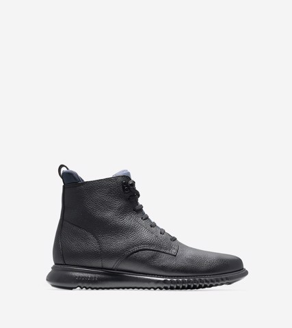 MEN 2.ZEROGRAND CITY BOOT WATERPROOF - BLACK / 7