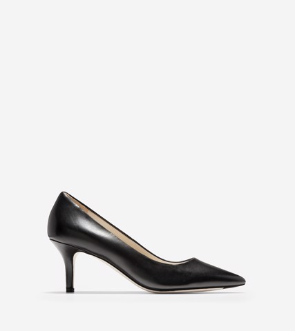 WOMEN G.OS VESTA PUMP 65MM - BLACK / 5