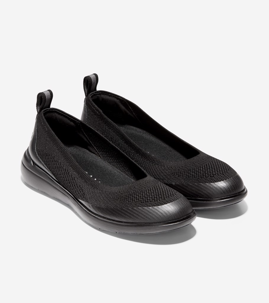 women zerogrand global slip on