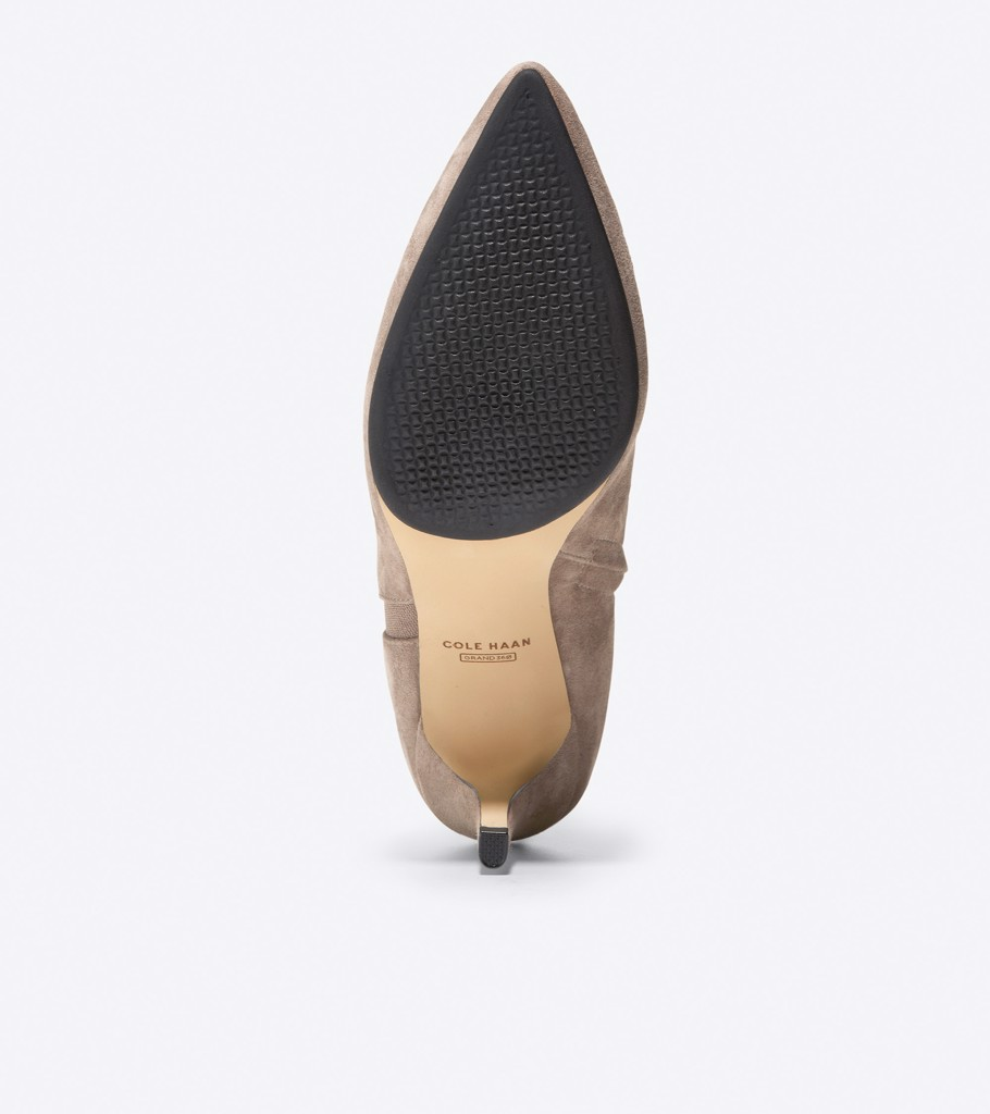 women grand ambition shoetie 75mm