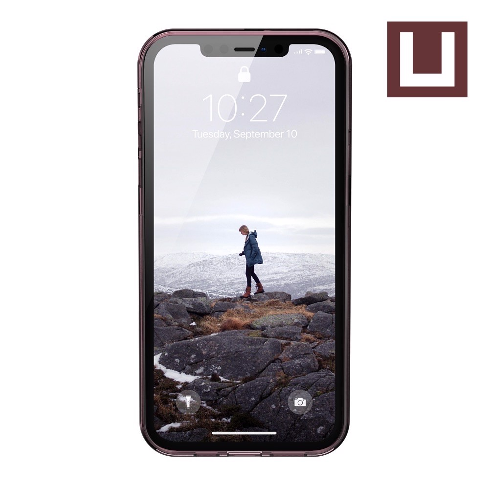 [U] ỐP LƯNG LUCENT CHO IPHONE 12 Pro Max [6.7-INCH] - Dustry Rose