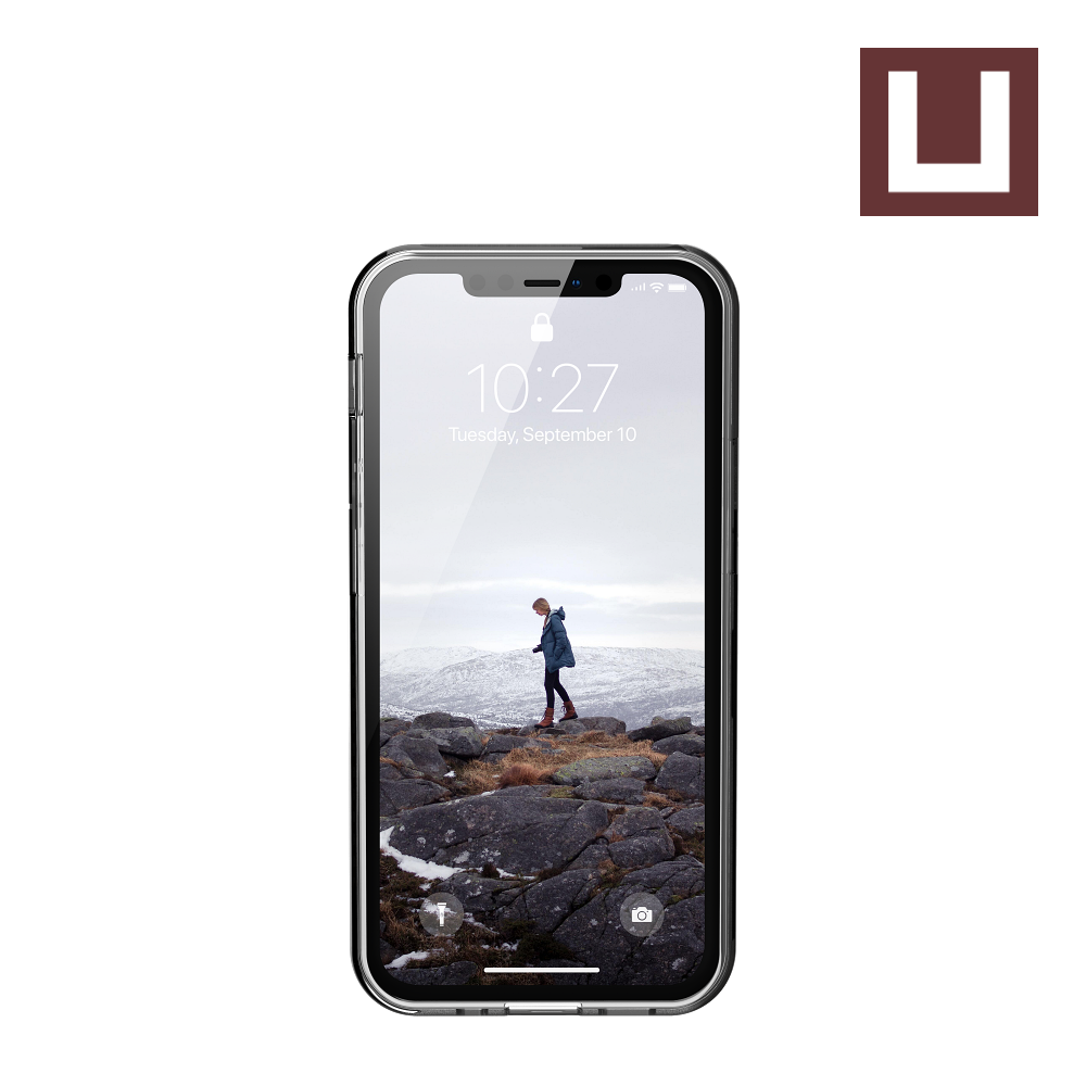 [U] ỐP LƯNG LUCENT CHO IPHONE 12 MINI [5.4-INCH] - Ice