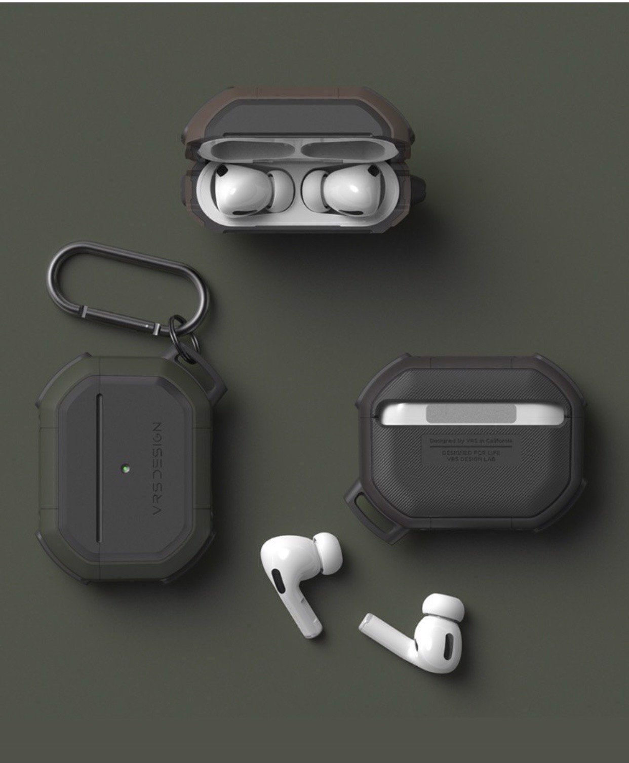 ỐP CHỐNG SỐC VRS ACTIVE CHO AIRPODS PRO