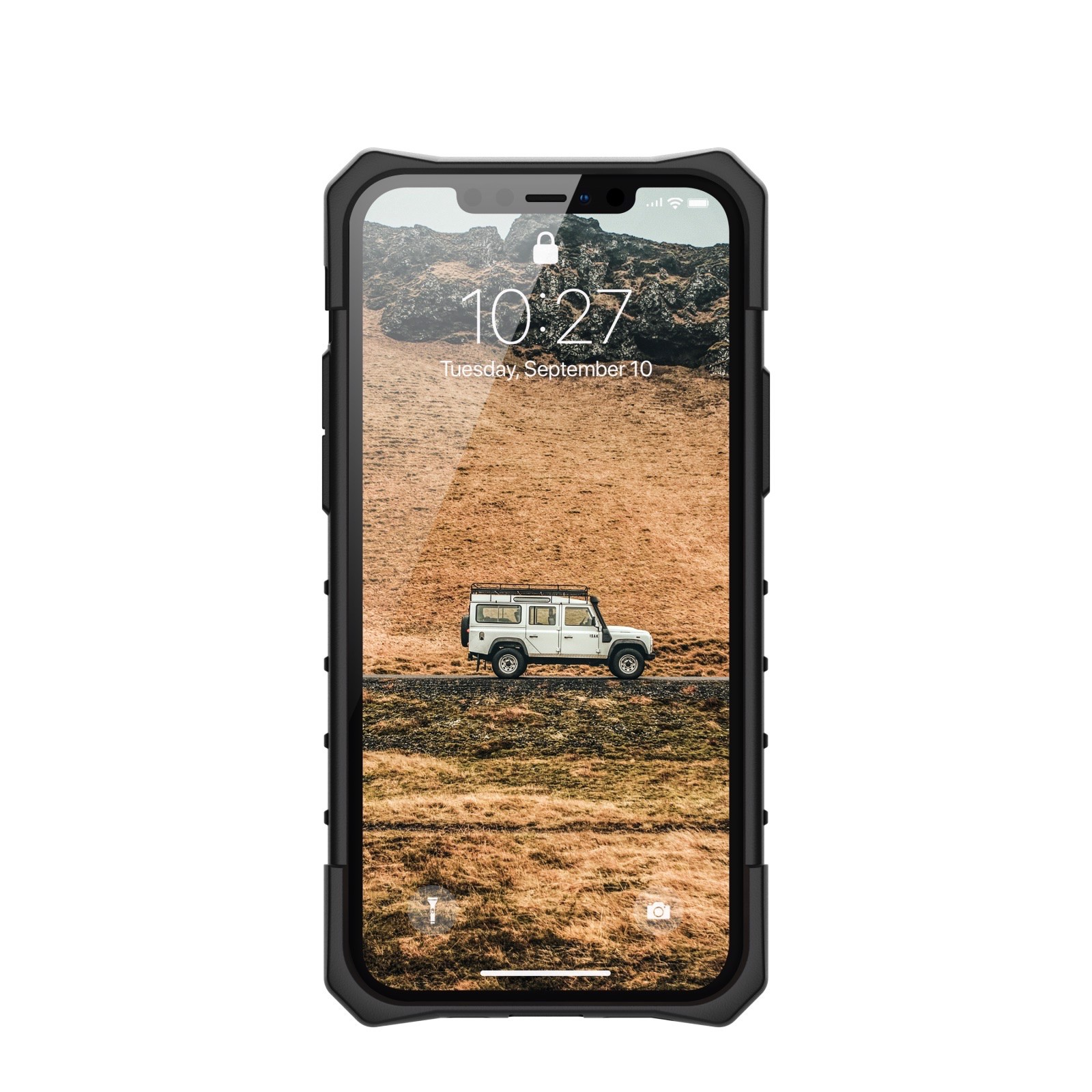 ỐP LƯNG UAG PATHFINDER SE  CHO IPHONE 12 [6.1-INCH] - Midnight Camo