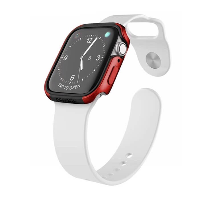ỐP BẢO VỆ X-DORIA DEFENSE EDGE CHO APPLE WATCH - Đỏ
