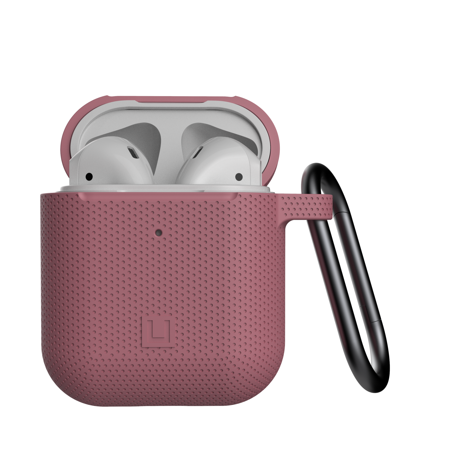 [U] ỐP DẺO UAG SILICON CHO AIRPODS GEN 1/2 - Dustry Rose