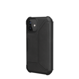 ỐP LƯNG UAG METROPOLIS CHO IPHONE 12 MINI [5.4-INCH] - Black Leather