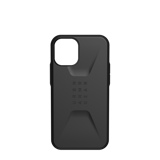 ỐP LƯNG UAG CIVILIAN CHO IPHONE 12 MINI [5.4-INCH] - Black