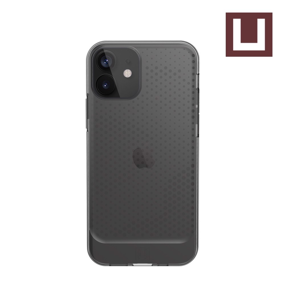 [U] ỐP LƯNG LUCENT CHO IPHONE 12 [6.1-INCH] - Ash