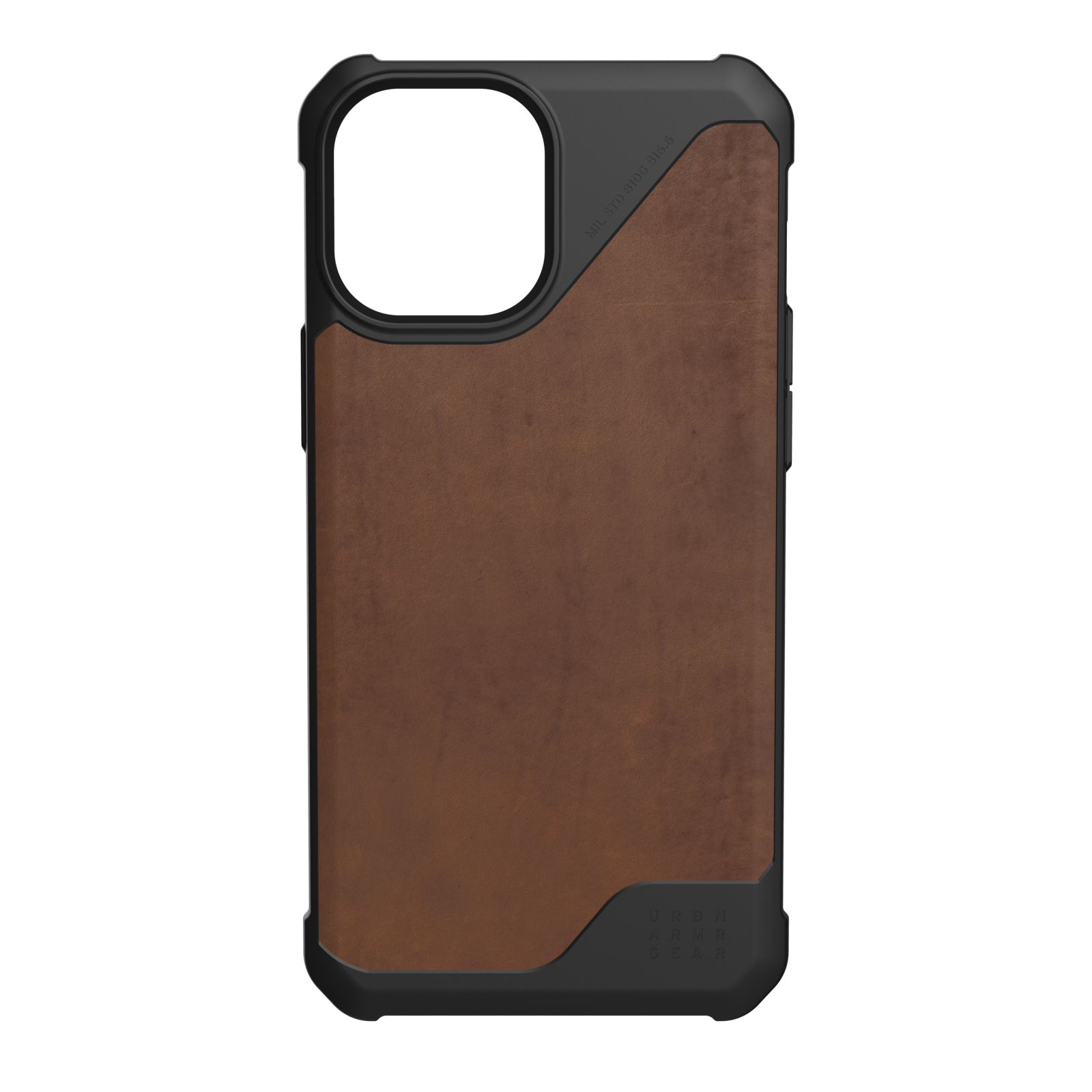 ỐP LƯNG UAG METROPOLIS LT CHO IPHONE 12 Pro Max [6.7-INCH] - Leather Brown
