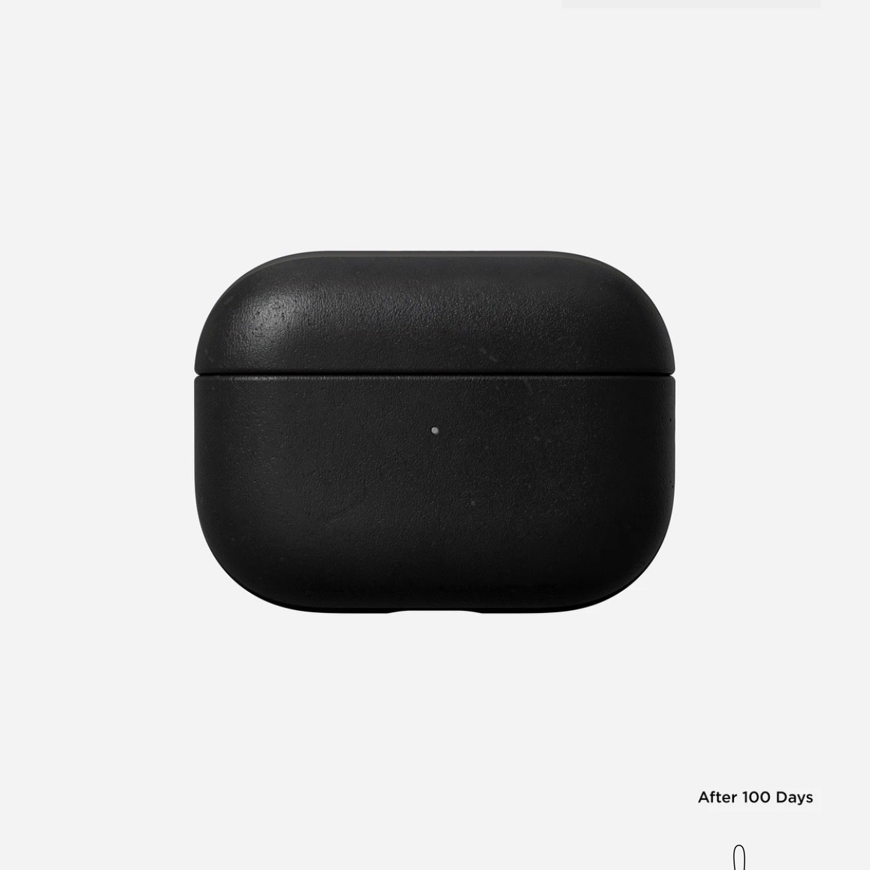 Ốp Da AirPods Pro NOMAD Rugged Leather Sang Trọng( Da Thật 100% )
