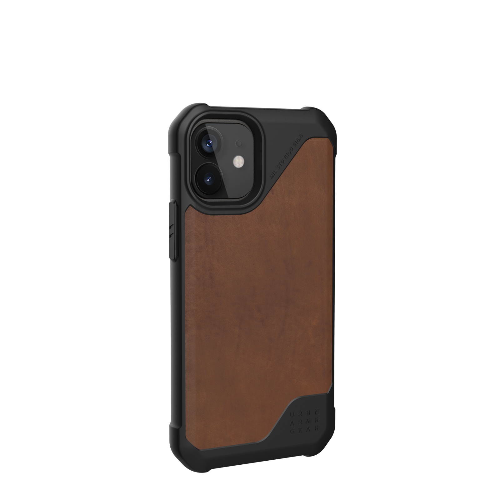 ỐP LƯNG UAG METROPOLIS LT CHO IPHONE 12 MINI [5.4-INCH] - Brown