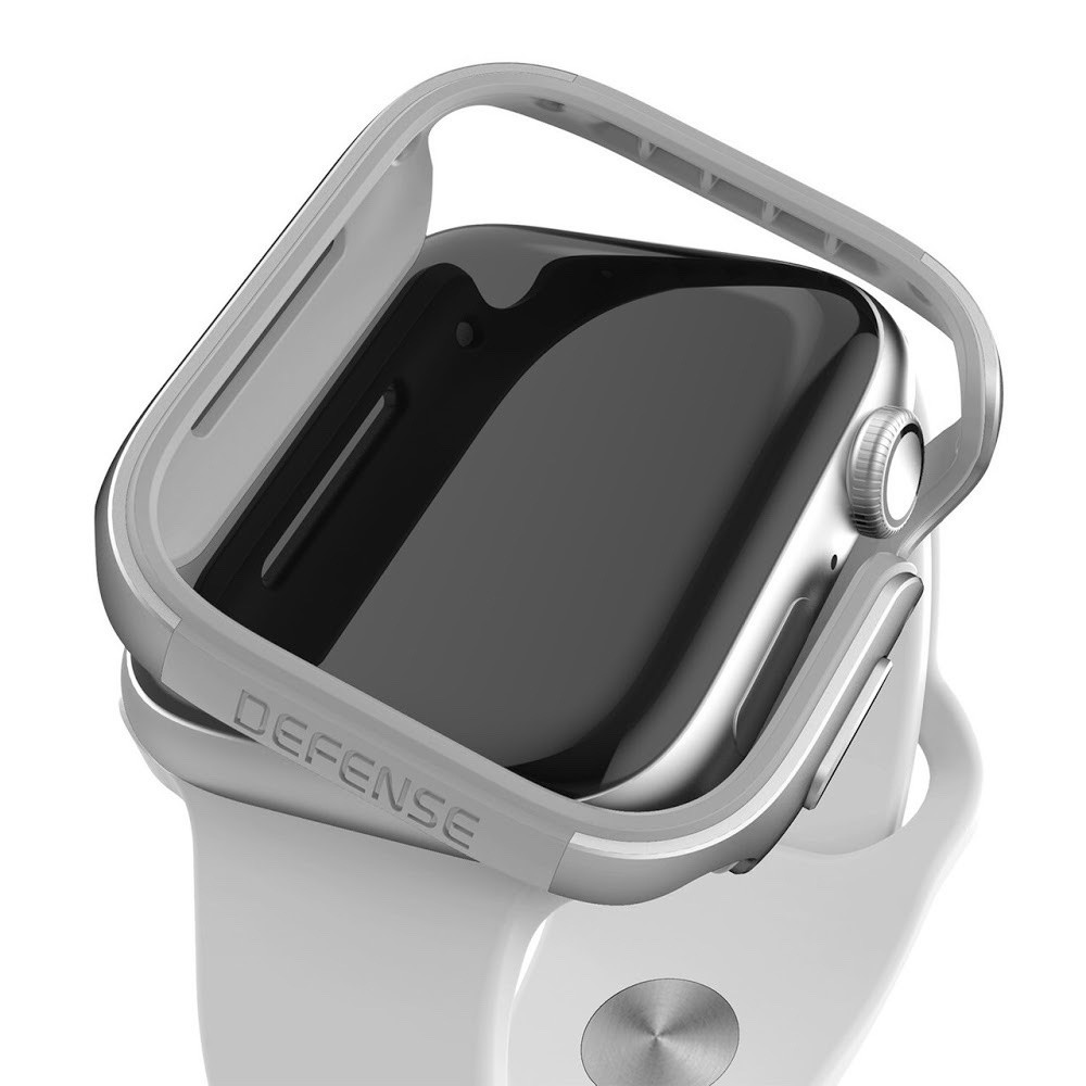 ỐP BẢO VỆ X-DORIA DEFENSE EDGE CHO APPLE WATCH - Bạc