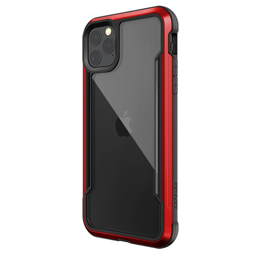 ỐP LƯNG X-DORIA DEFENSE SHIELD CHO IPHONE 11 PRO - Red