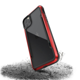 ỐP LƯNG X-DORIA DEFENSE SHIELD CHO IPHONE 11 PRO MAX - Red