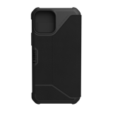 ỐP LƯNG UAG METROPOLIS CHO IPHONE 12 Pro Max [6.7-INCH] - Leather Black