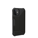 ỐP LƯNG UAG METROPOLIS CHO IPHONE 12 MINI [5.4-INCH] - PU Black