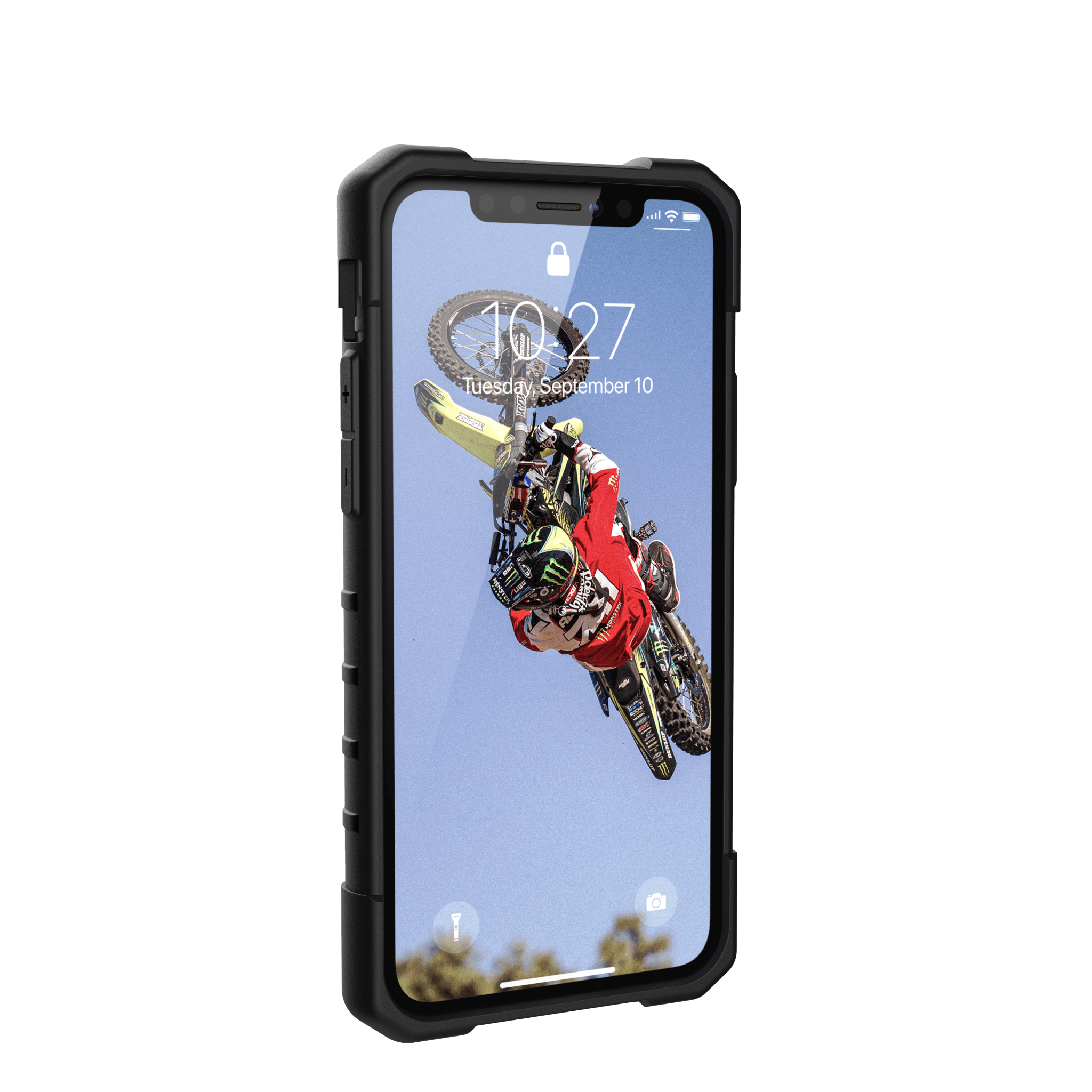 ỐP LƯNG UAG PATHFINDER CHO IPHONE 11 PRO [5.8-INCH] - Slate
