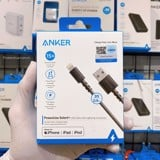 Cáp Anker Lightning PowerLine Select+, dài 0.9m - Đen