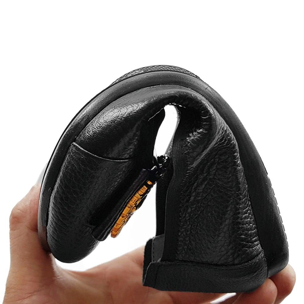 Giày Đế Bằng Giày Búp Bê Nữ Evelynv GB1116 (Đen) 2