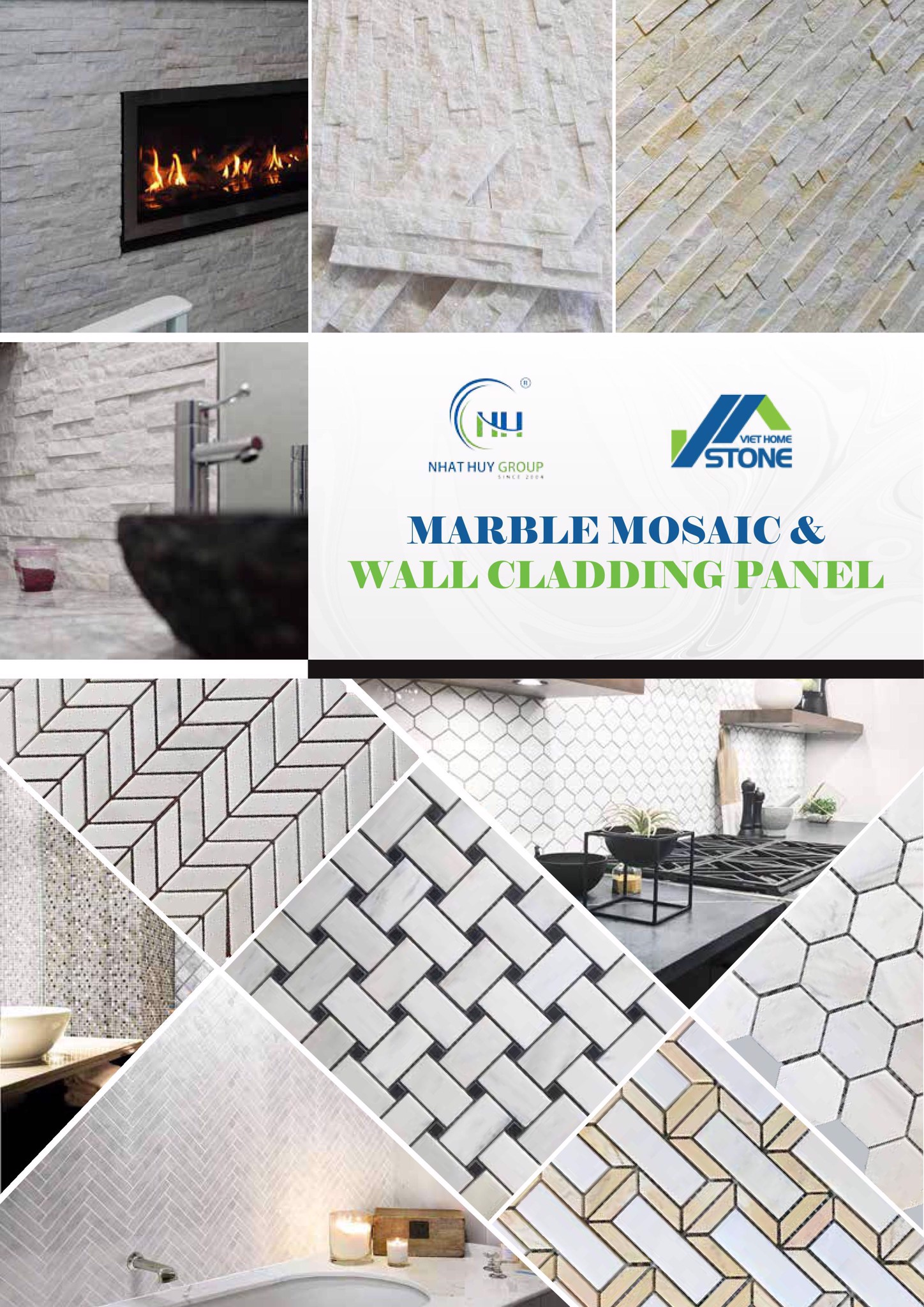 Mosaics Collection 2019